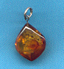 Amber Pendants, click for larger picture