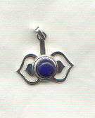 Brow Chakra Pendant: click here for larger picture