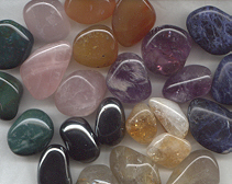 Crystal Tumble Stones