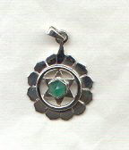 Heart Chakra Pendant: click here for larger picture