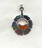 Sacral Chakra Pendant: click here for larger picture