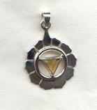 Third Chakra Pendant: click here for larger picture